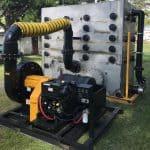 Charcoal filtration rental