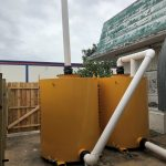 Oil water separator rental